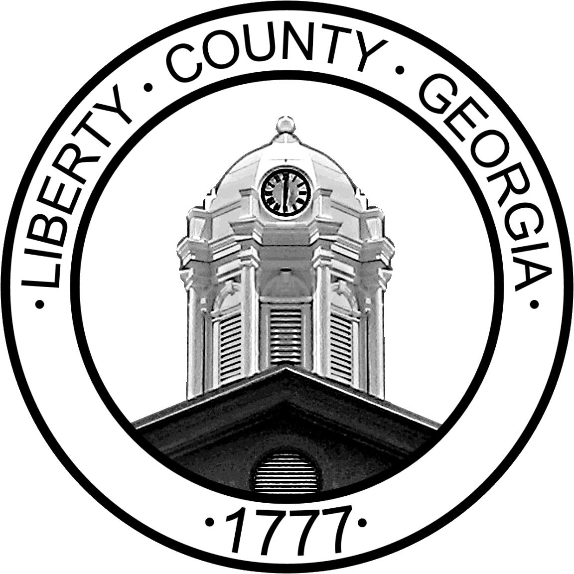 Liberty County Seal