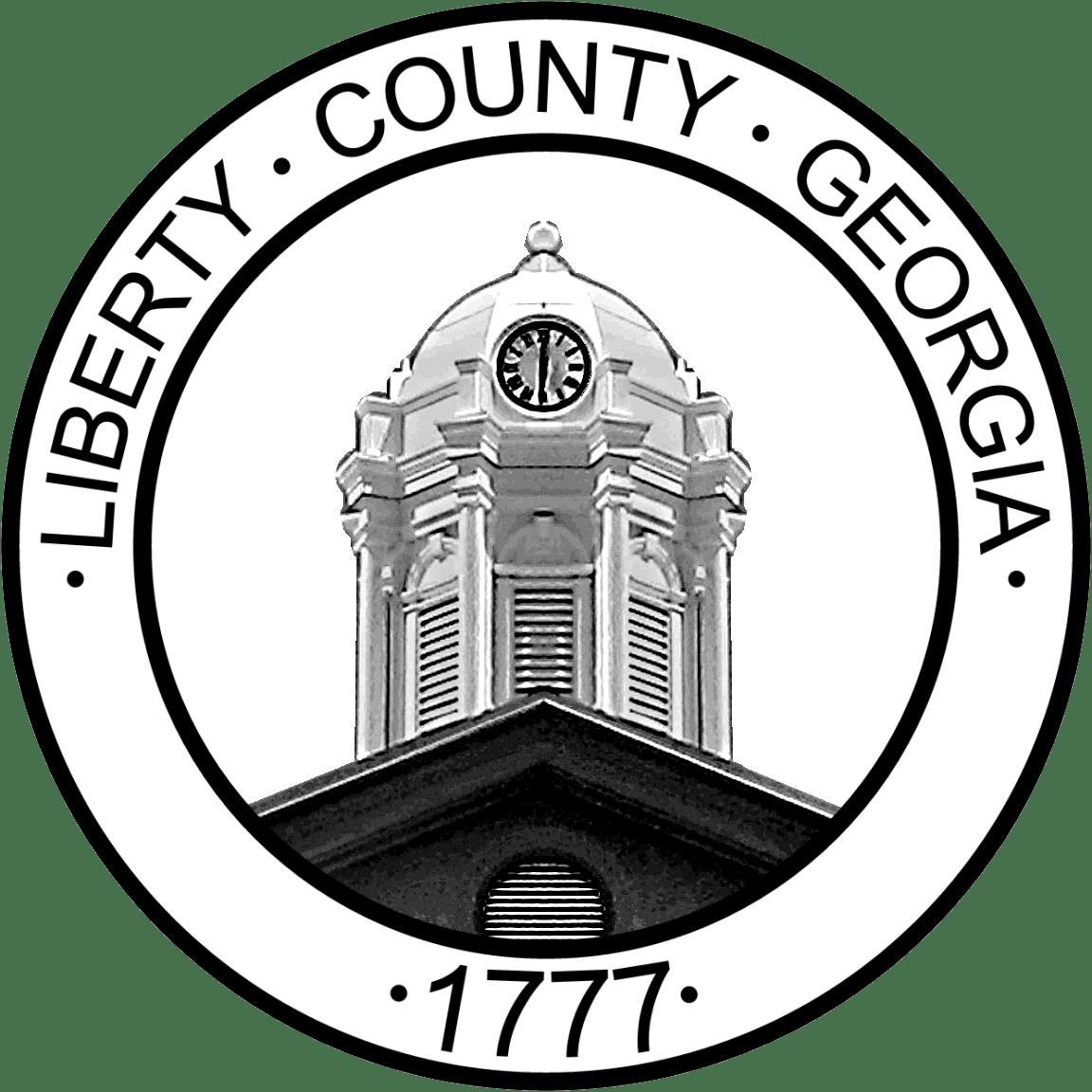 Liberty County Seal